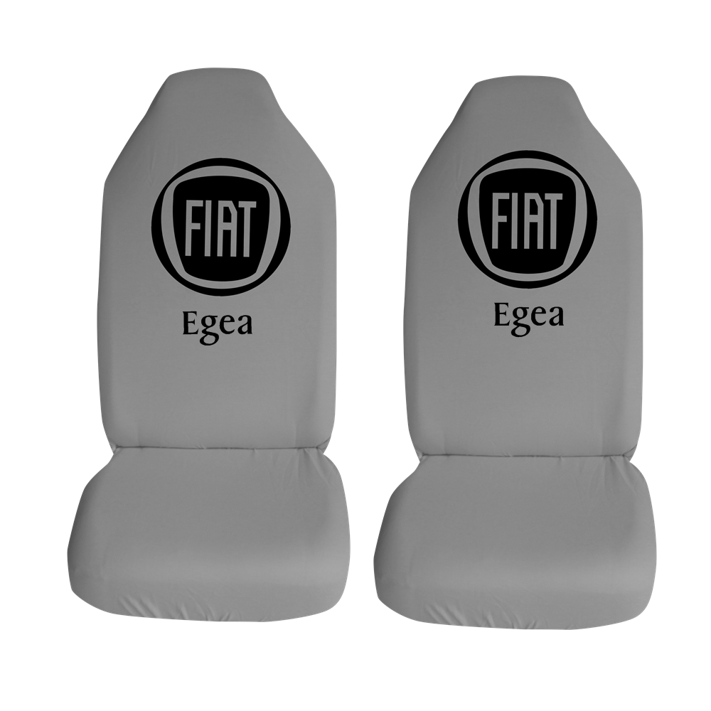 Fiat Egea Ozel Araba Oto Koltuk Kilifi On Arka Takim Gri Penye Araca Ozel Baskili Bayilere Ozel Kdv
